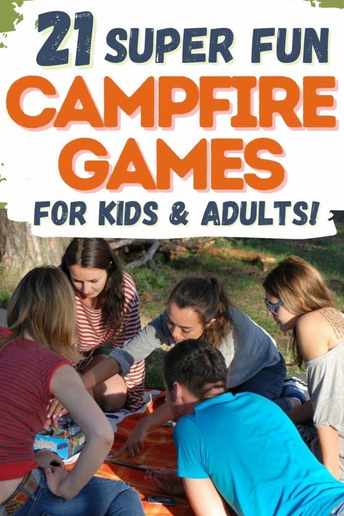 campfire games