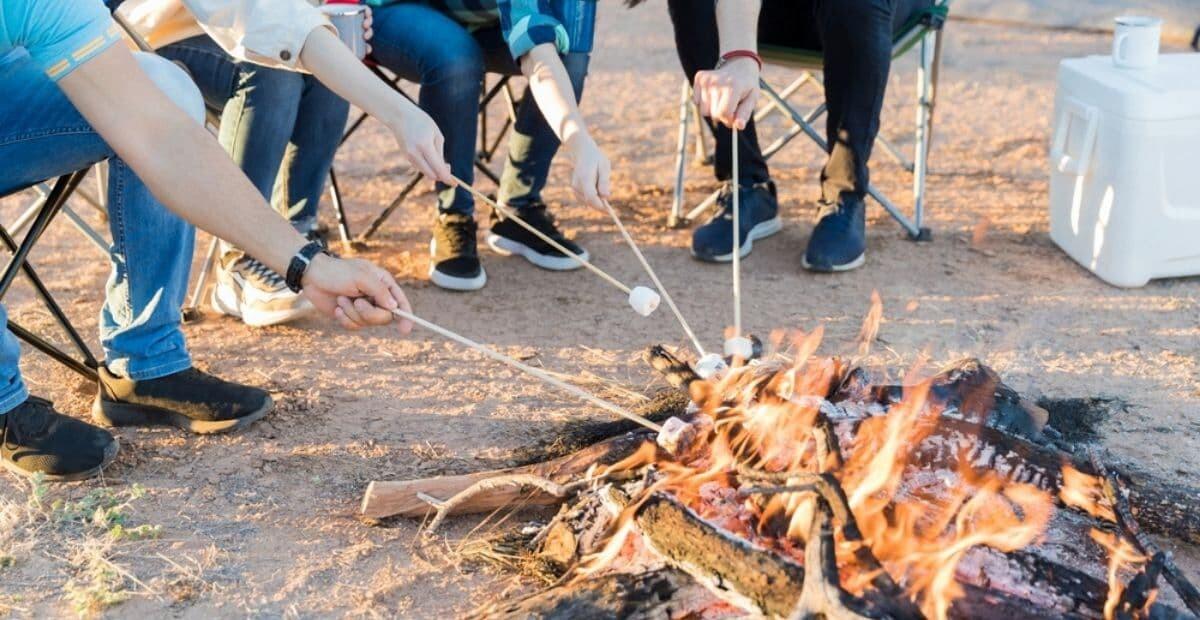 campfire tricks