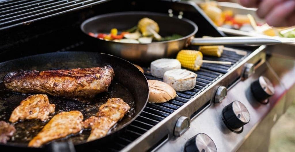 rv outdoor kitchen essentials