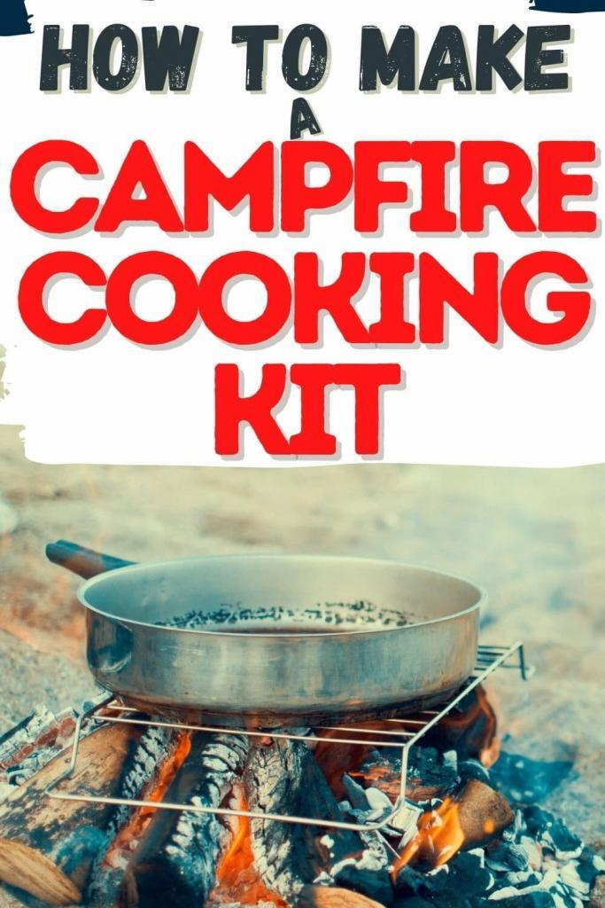 campfire cooking kit